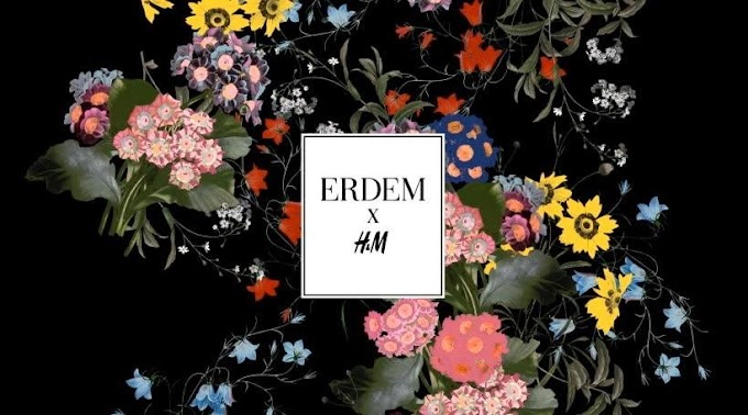ERDEM x H&M Koleksi Kolaborasi Fashion Super Cute di November 2017