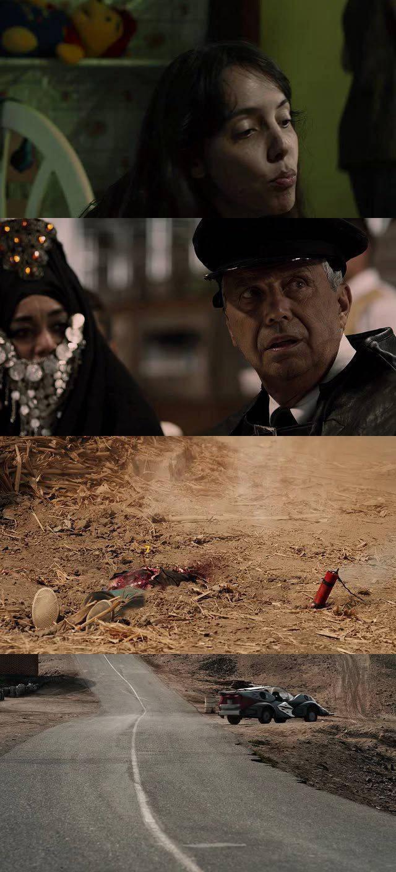 La Carrera de la Muerte 2050 (2017) DVDRip Español Latino