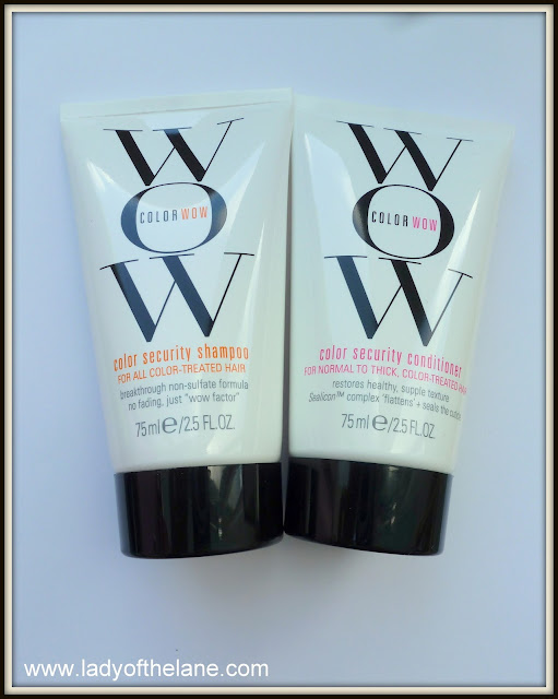 Color Wow Color Security Shampoo and Conditioner
