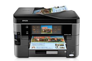 Epson WorkForce 840 Printer Driver Downloads & Software for Windows