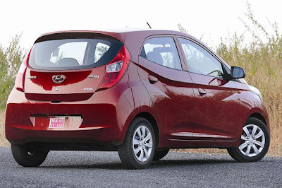 Hyundai EON Hd Image