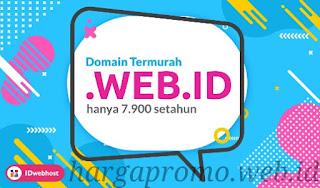 Promo Domain WEB.ID !!