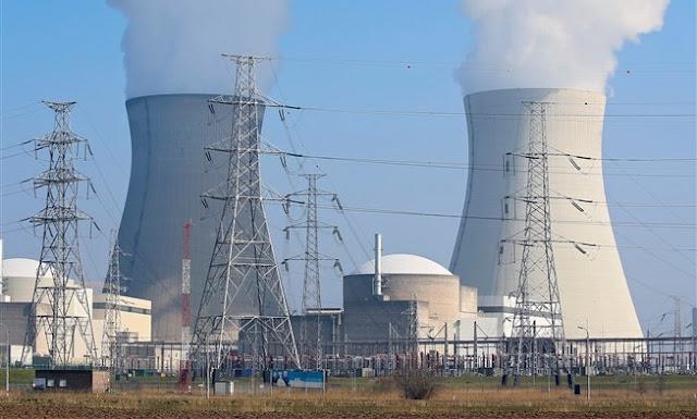 Bélgica rejeita ligações terroristas no assassinato de segurança de instalação nuclear