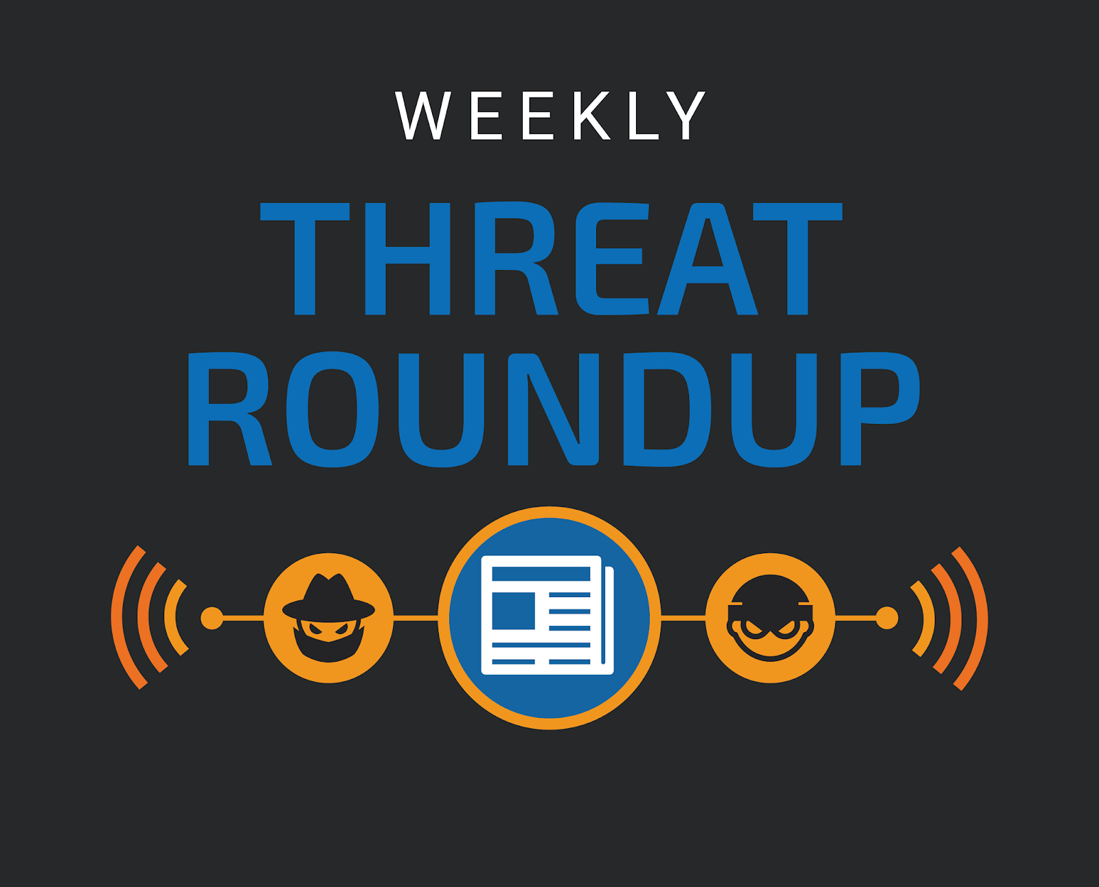 f9e60ceab Today, as we do every week, Talos is giving you a glimpse into the most  prevalent threats we've observed this week — covering the dates between  Oct. 5 and ...