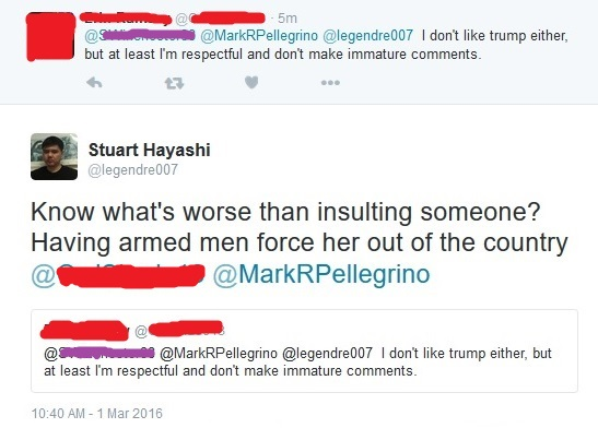 Stu-Topia: Know What's Worse Than Insulting Someone in a Political