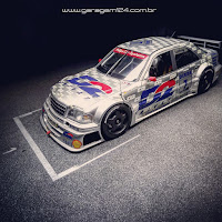AMG Mercedes DTM Tamiya 1/24 Plastic Model Kit