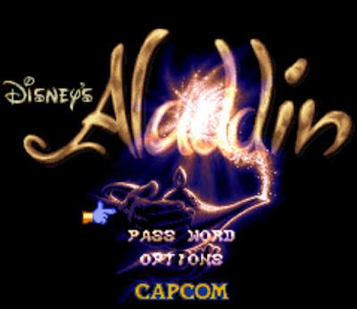 【SFC】阿拉丁(Aladdin)+金手指,CAPCOM經典ACT遊戲!