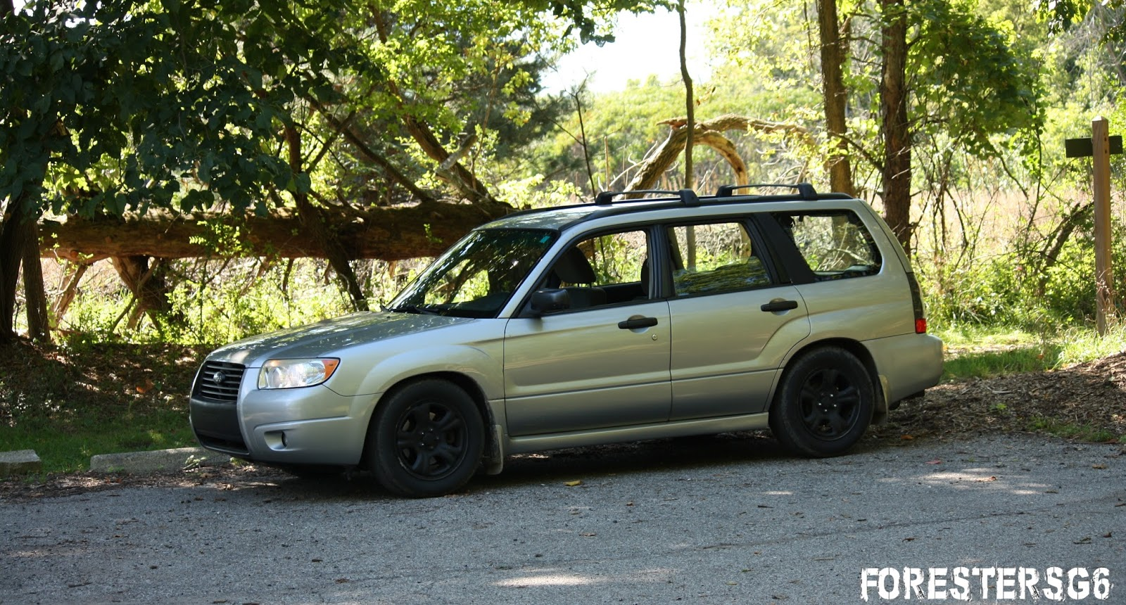 long term review 2006 subaru forester. Black Bedroom Furniture Sets. Home Design Ideas