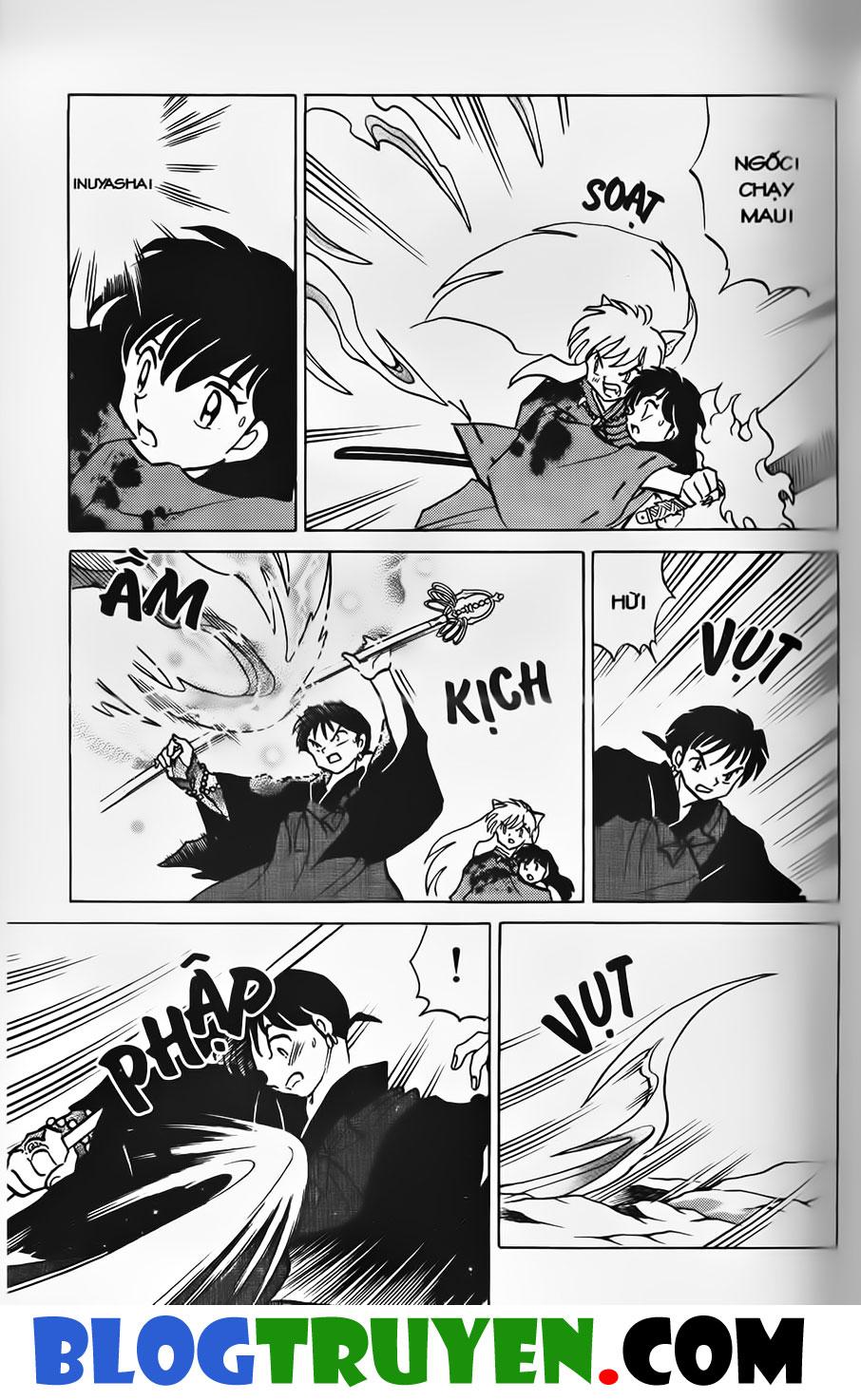 Inuyasha vol 35.4 trang 10