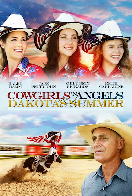Poster Of Hollywood Film Cowgirls n Angels Dakotas Summer (2014) In 300MB Compressed Size PC Movie Free Download At worldfree4u.com