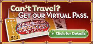 Get Your Virtual Ticket to Social Media Marketing World 2016