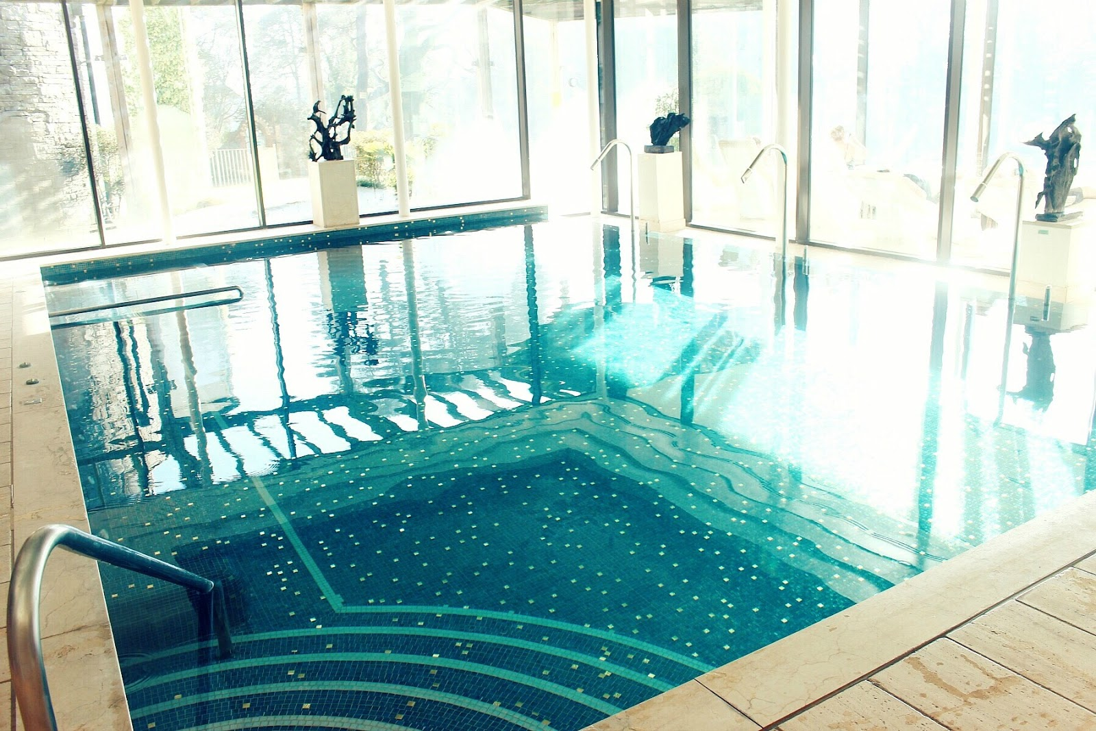 Galgorm resort and spa review, galgorm spa, galgorm jacuzzi, galgorm hot tub, galgorm thermal village, galgorm hydrotherapy pool