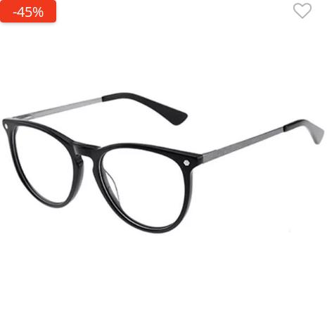 Ochelari unisex cu lentile pentru protectie calculator Polarizen PC 17102 C1
