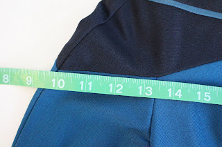 Dr. Pulaski TNG medical smock - yoke