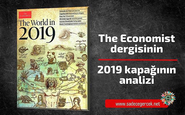 The Economist dergisin, 2019 kapağının analizi
