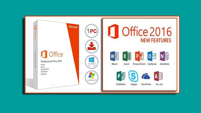 Microsoft Office 2016 Pro Plus v16.0.4639.1000 Update Agustus 2018