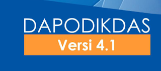 DOWNLOAD APLIKASI DAPODIKDAS 4.1.1