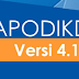Download Aplikasi Dapodikdas V 4.1.1