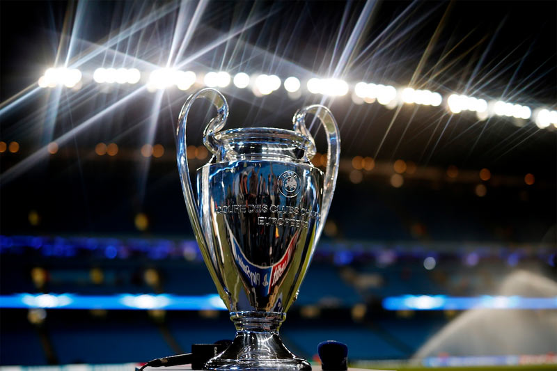Check out fixtures of Champions League Round of 16 draw