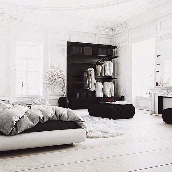 black and white modern bedroom 30 inspirations d 233 co pour la chambre d 233 co mydecolab 18340