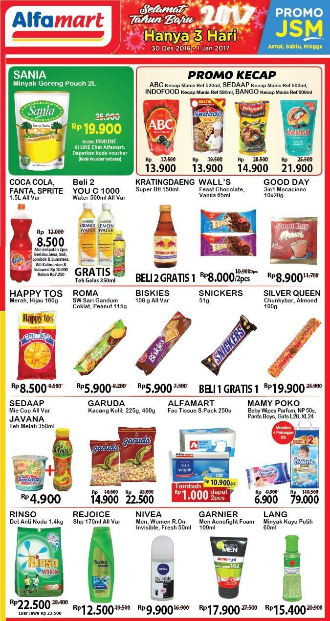 Katalog Promo Nusantara Katalog Promo Nusantara Alfamart Jsm 30