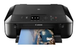 Canon PIXMA MG5750 Driver Download, Printer Review free