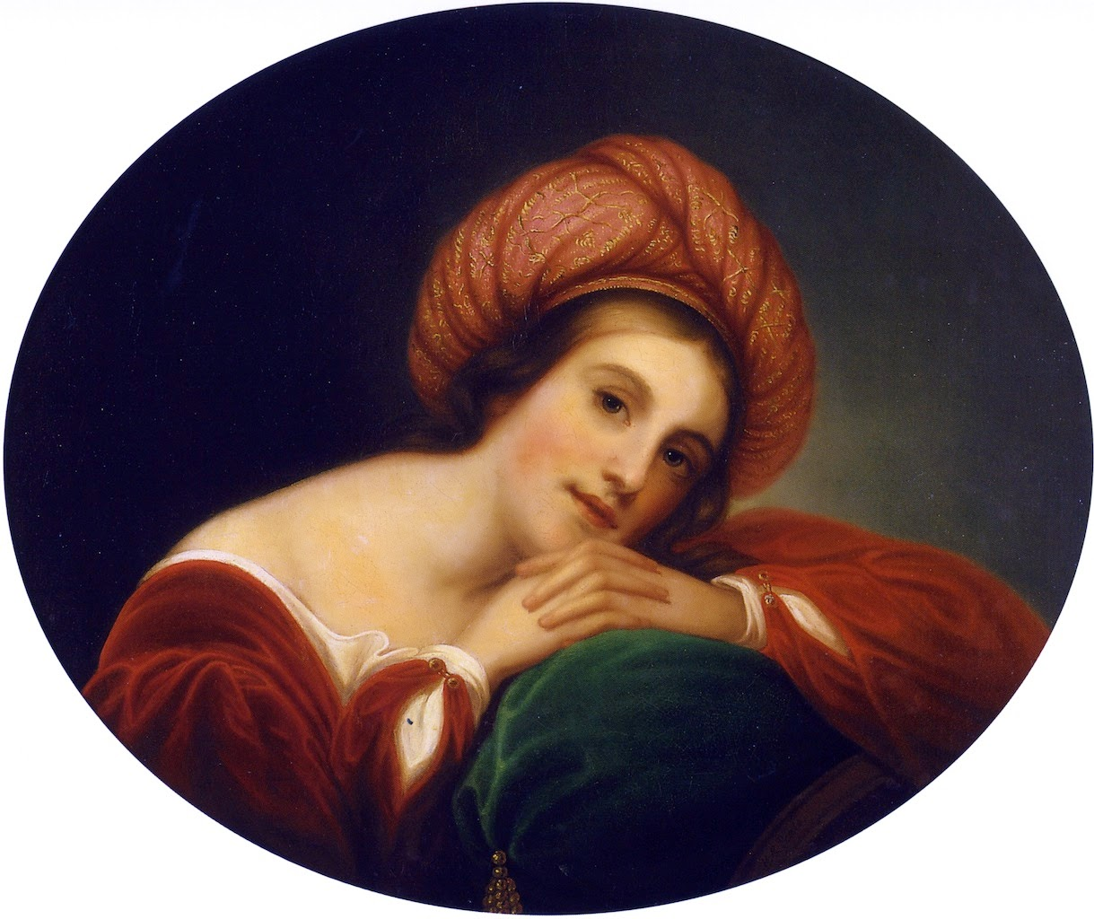 Ideal Portrait (1843), Harriet Cany Peale