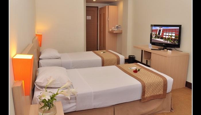 6 Penginapan Hotel Murah Dekat Bandara Bandung 160 370 Rb