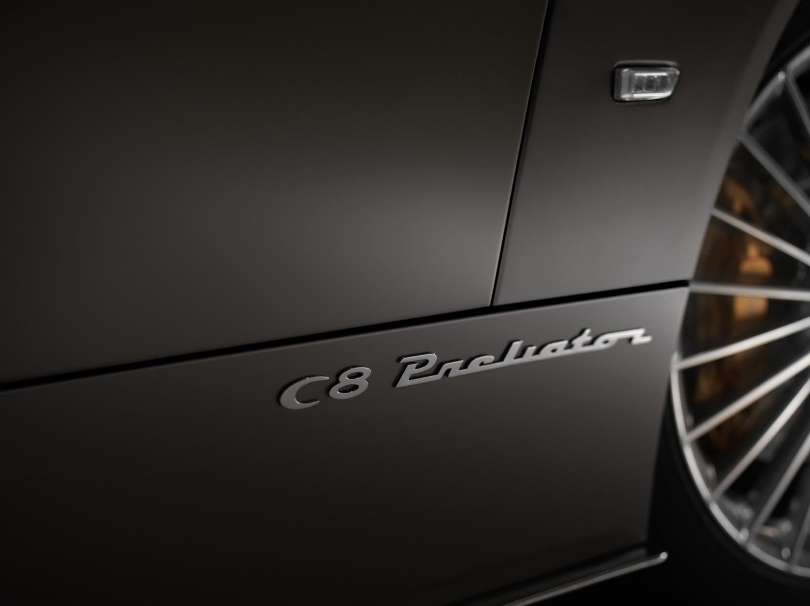 Siêu xe Spyker C8 Preliator 2017