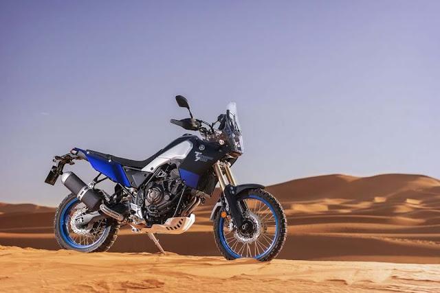 Una muy buena moto Yamaha