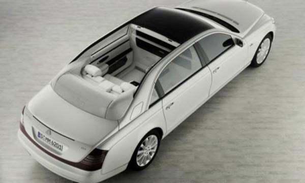 Mobil Sport Terbaik di Dunia - Maybach 62