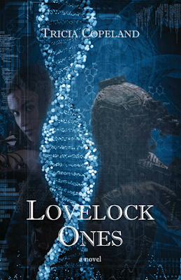 Lovelock Ones, Tricia Copeland, book review, science fiction, dystopian