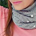 DIY: Scarf With Pearls!
