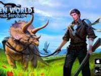 Fallen World Jurassic survivor MOD APK Gratis v2.003   ReXdl