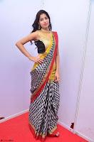 Naziya Khan Model in Saree At Kala Silk Handloom Expo Dec 2017~  Exclusive Galleries 005.jpg