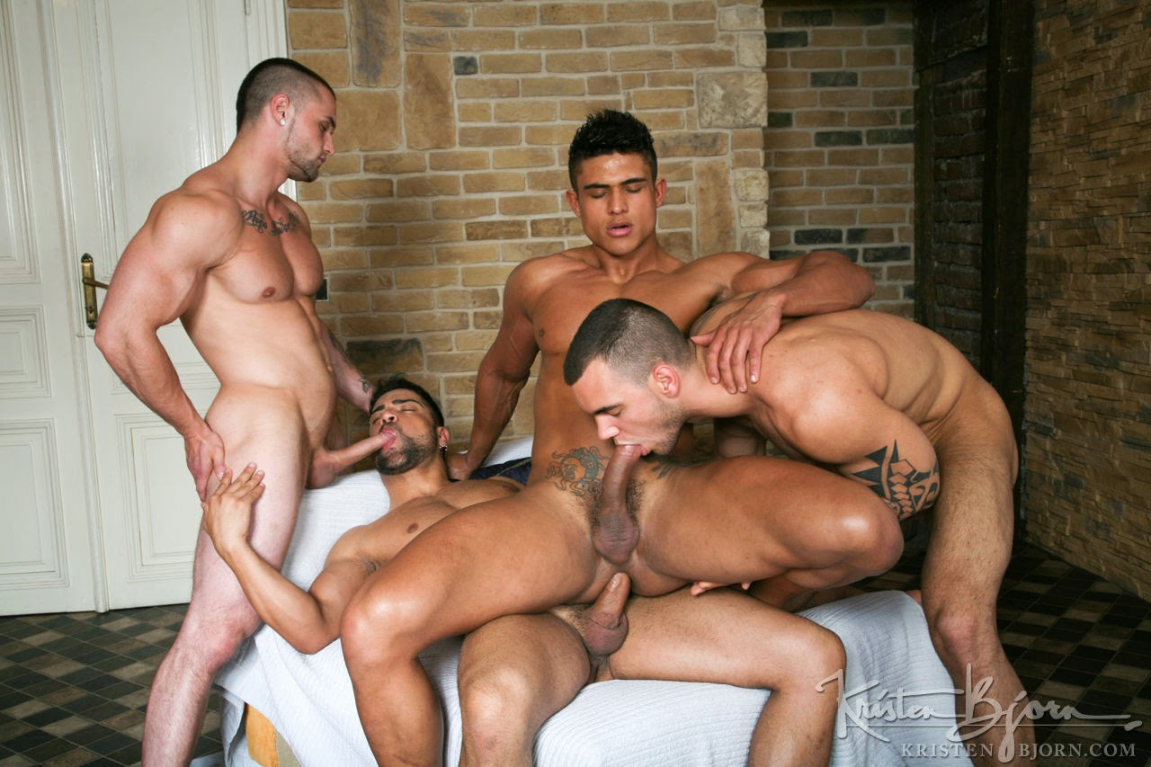 Gay oral group