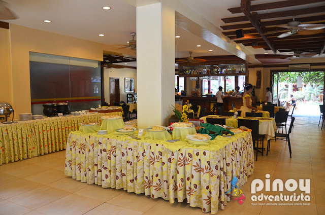Breakfast Buffet at Boracay Tropics Resort Hotel