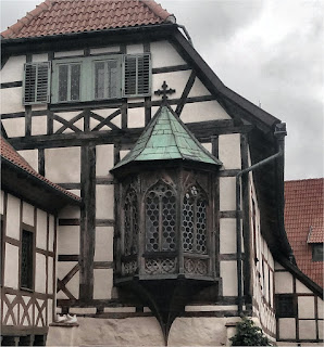 Castillo de Wartburg. Detalle