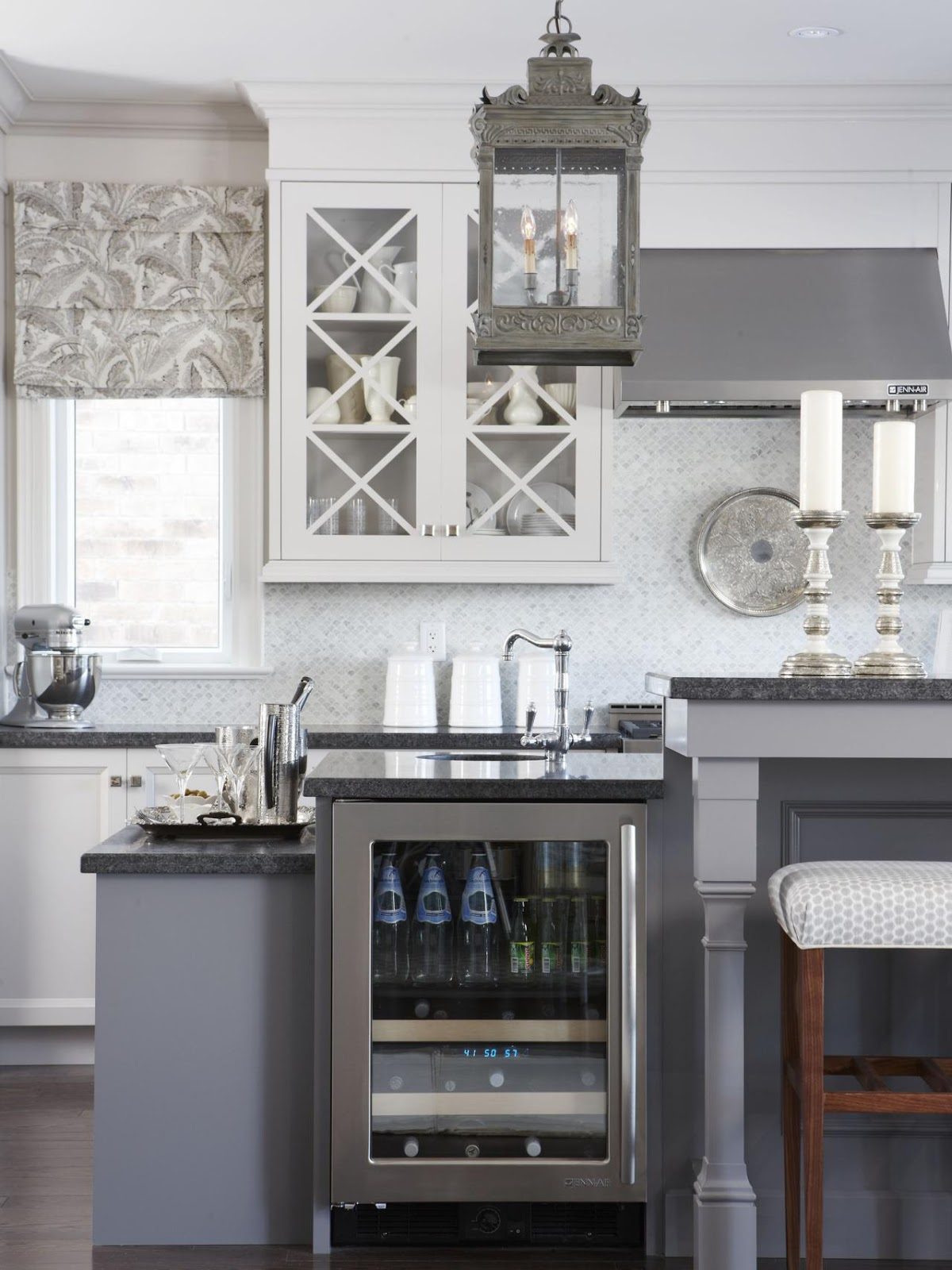 Kitchen Inspiration on a Sick Day from Thrifty Decor Chick