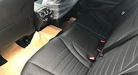 Màu nội thất thất Mercedes C300 AMG 2017