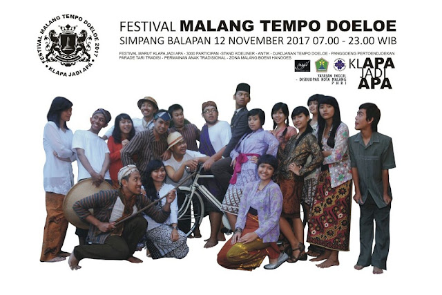 Festival Malang Tempo Dulu Doeloe 2017 MTD