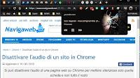 Controllare video e musica da Google Chrome con il box multimediale