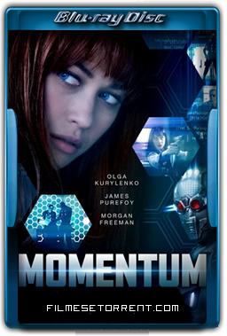 Momentum Torrent 2016 720p e 1080p BluRay Dublado