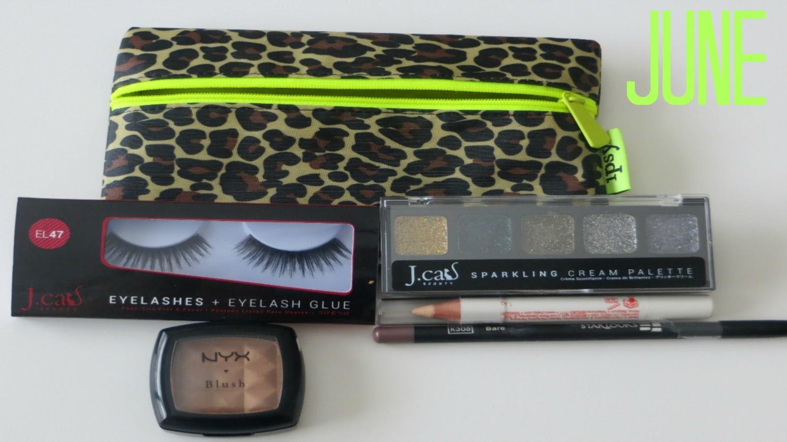 Elle Sees|| Beauty Blogger in Atlanta: Ipsy Glam Bag for