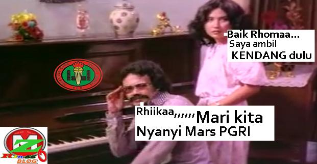 Lirik dan Syair Mars PGRI
