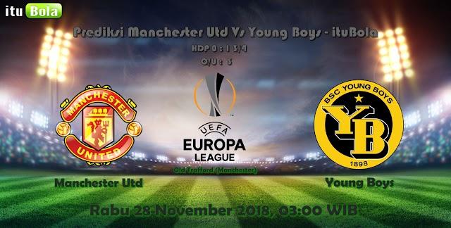 Prediksi Manchester Utd Vs Young Boys - ituBola