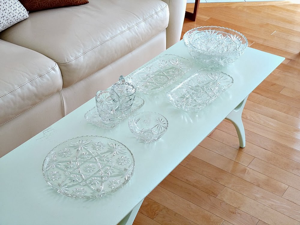 Anchor Hocking EAPC Glassware Collection