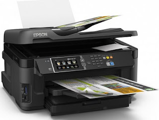 Epson WF-7610 Driver Download - Windows, Mac Os and Linux