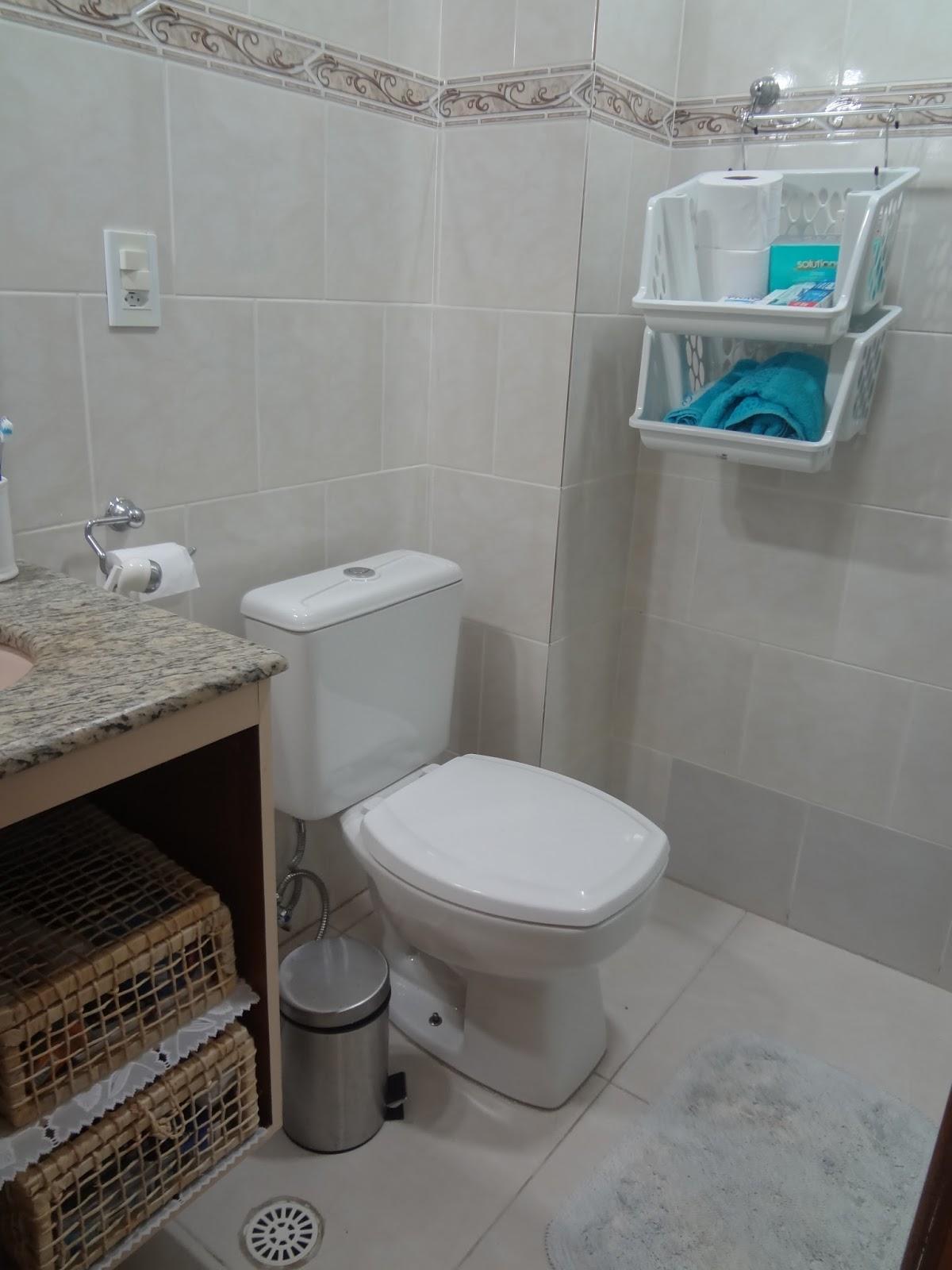 Minha Kasinha: Banheiro da Suite do Casal 1ª Edição vai ter  #207382 1200 1600