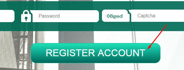Регистрация в Infinite Alliance
